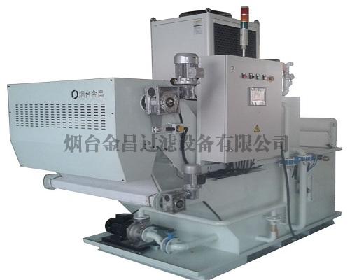 Negative pressure filter