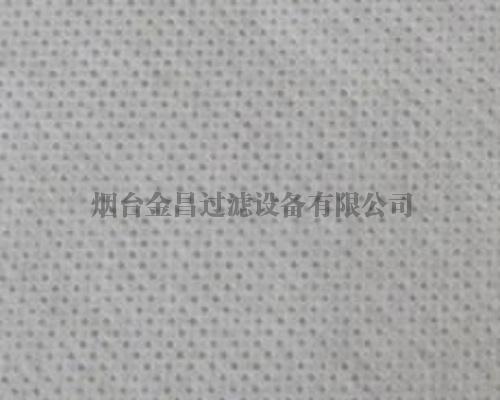 Filter non woven fabric